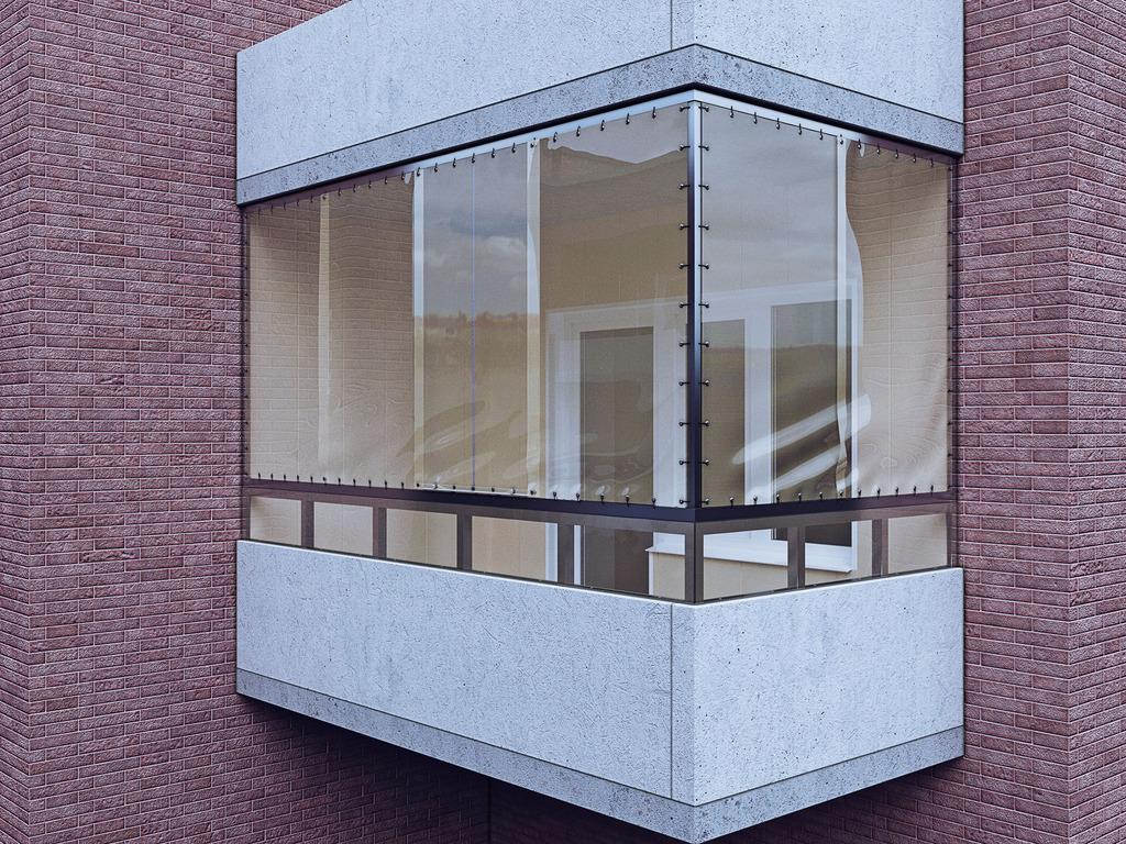 Мягкий пвх для балкона.